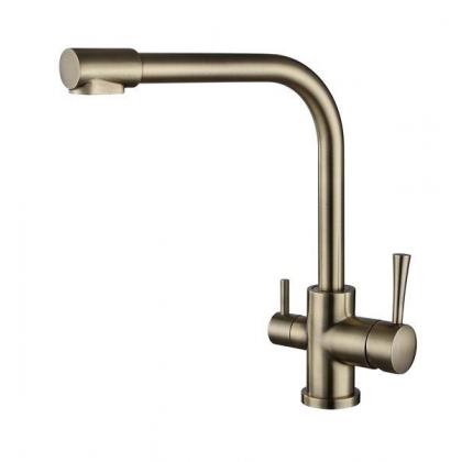 KAISER Merkur 26044-3 Смеситель для кухни под фильтр бронза