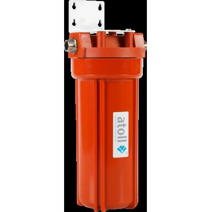 Фильтр проточный АТОЛЛ А-11SН-p для горячей воды
