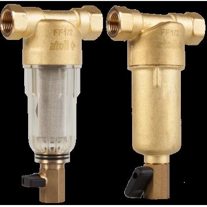 Набор сетчатых фильтров atoll FF06-1/2A+AM