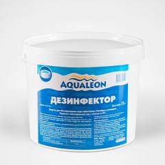"""Дез. ср-во ТМ """"Aqualeon"""" медлен. стаб. хлор таб. (200г) ведро 1 кг"""