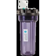 Фильтр проточный АТОЛЛ А-11SС-p для холодной воды